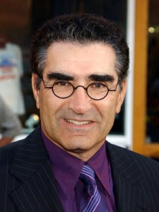 Eugene Levy: To the rescue