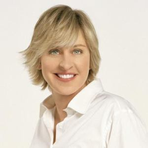 DEGENERES: just for laffs
