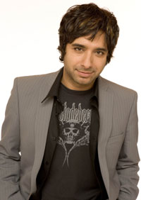 GHOMESHI: hosting tonight