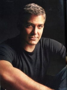 CLOONEY: two for the show