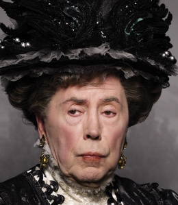 BEDFORD: as Lady Bracknell