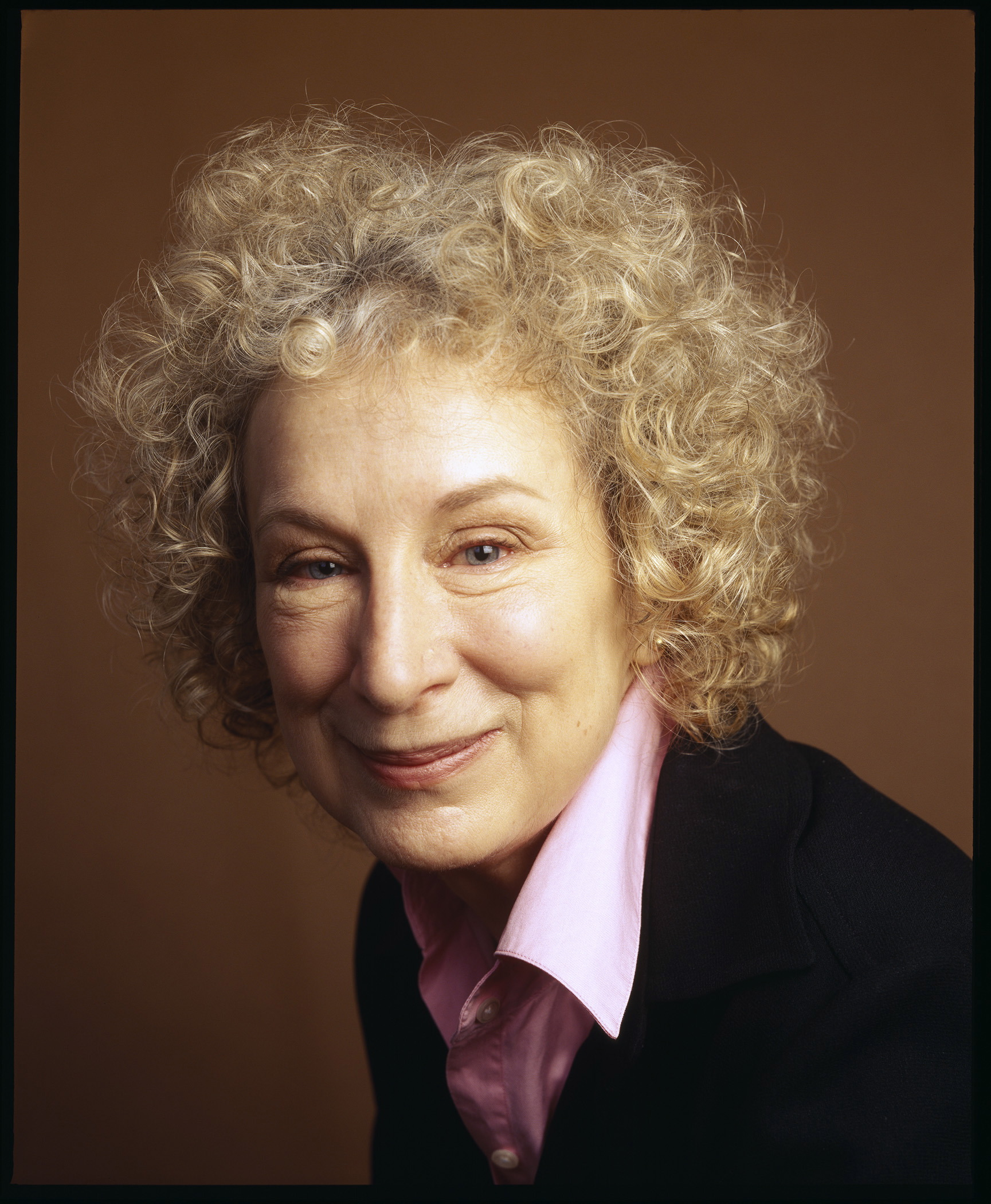 margaret atwood by george